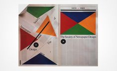 Milton Glaser / The Society of Newspaper Design