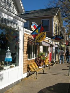 Downtown Rockport MA has a quaint downtown filled with mom and pop stores, many art galleries, great seafood restaurants and some wonderful coastal views. http://www.visitingnewengland.com/new-england-shout-out.html