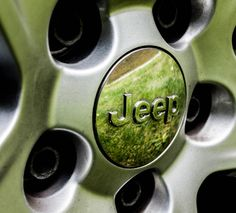 Green Jeep :)