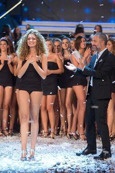 #GiusyBuscemi è Miss Italia 2012. La sua emozione al momento della vittoria.