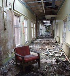 Whittingham Asylum, near Preston, England (1869-1995) The Creepy World of Abandoned Asylums