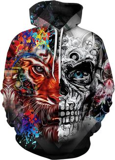 NEW BMW INSIDE VENOM Hoodie Hoody Hooded Sweatshirt Jumper Pullover