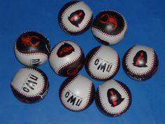 "cool (45) NWO WRESTLING WRESTLER ""STING"" LOGO BASEBALL LOT - BRAND NEW"