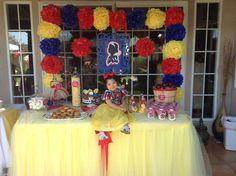 Princess Snow White  | CatchMyParty.com