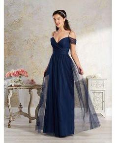 Robe de soiree tulle glamour