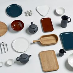 Olio collection by Barber & Osgerby for Royal Doulton - Google Search