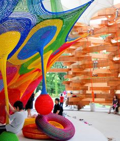 Play Sculpture in The Hakone Open-Air Museum, Japan Hakone, Sapporo, Great Places, Places To See, Beautiful World, Beautiful Places, Japanese Art Modern, Japanese Travel, Sculpture