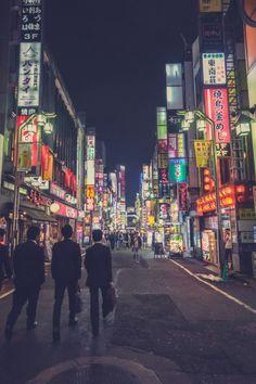 (Salarymen)Japan/    サラリーマン by  Juan Carlos Marina