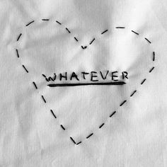 WHATEVER | TheyAllHateUs