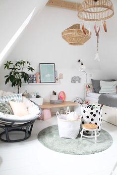 Oben Bei Emma Interior Design In 2019 Kids Bedroom Girl Room Baby Room Boy, Baby Room Decor, Diy Kids Room, Baby Zimmer Ikea, Jugendschlafzimmer Designs, Baby Room Design, Toddler Rooms, Little Girl Rooms, My New Room