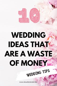 Grab the best wedding planning tips and wedding advice to help you avoid spending money on wedding ideas that you will regret. #weddingplanningtips #weddingtips #weddingplanning Wedding Costs, Wedding Advice, Plan Your Wedding, Wedding Ideas, Wedding Planning On A Budget, Budget Wedding, Edible Wedding Favors, Destination Wedding Locations, Wedding Timeline