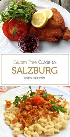 Gluten Free Travel Guide to Salzburg, Austria.