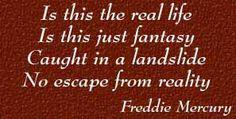 Freddie Mercury September 5, 1946 - November 24, 1991. Thank you for the music.