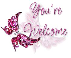 Watch and share Youre Welcome Butterfly Graphic GIFs on Gfycat Welcome Quotes, You're Welcome, Welcome To The Group, Hello Welcome, You Are Welcome Images, Welcome Pictures, Thank You Images, Hug Pictures, Thank You Messages Gratitude