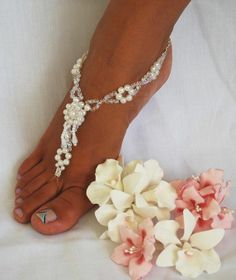 foot jewelry | Foot Jewelry | Jewels and Gems