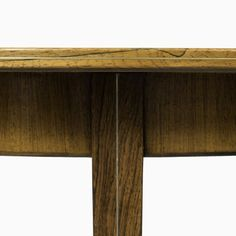 Agner Christoffersen dining table in rosewood at Studio Schalling