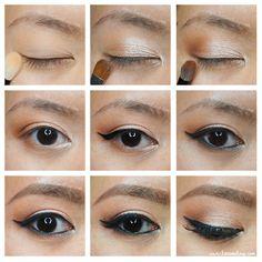 2015 Prom Makeup Loo