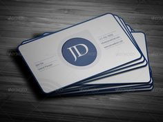 Corporate Business Card Template Vol.37