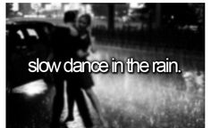 Dancing in the rain in ANY way is always ever so lovely ^.^
