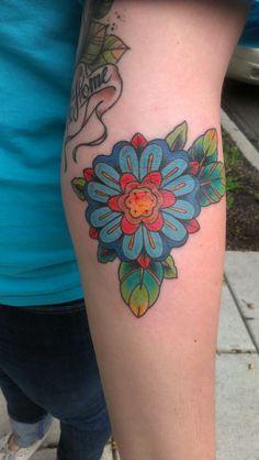 Kirsten Holliday   Icon Tattoo