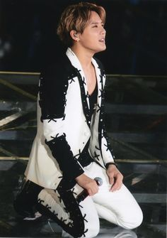 Always So Charismatic Junsu Baby ❤️ JYJ Hearts