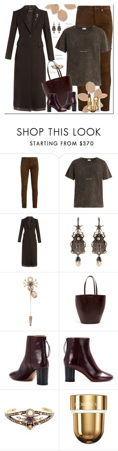 """""""The Great Designers"""" by jacque-reid ❤ liked on Polyvore featuring Yves Saint Laurent, Alexander McQueen, Isabel Marant and Christian Dior"""