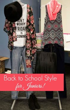 Add to your girls' back to school style with fun juniors graphic tees! Graphic tees for tweens and teens are a great way to add a bit of personality!