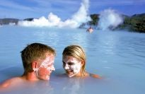 Bucket list: Bathe in the Blue Lagoon Geothermal Spa - a juge geothermal spa in a lava field in Grindavik, Iceland. Places To Travel, Places To See, Blue Lagoon Spa, Best Bucket List, Tourist Trap, Adventure Tours, Adventure Travel, Day Tours, Hot Springs