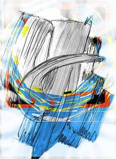 'NEu Tymes 3-27' by Petros Vasiadis on artflakes.com as poster or art print $20.79