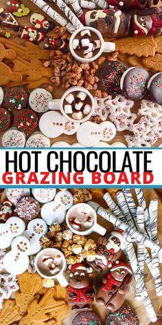 Christmas Snacks, Christmas Brunch, Christmas Cooking, Christmas Goodies, Holiday Treats, Christmas Fun, Xmas, Charcuterie Recipes, Charcuterie Platter