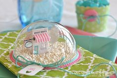 Party Place Setting by Amy Sheffer for Papertrey Ink (March 2015)