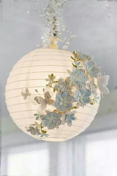 I would love a signature Chinese lantern but in peach!