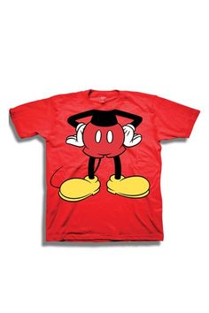 Mickey Mouse Costume Tee (Baby Boys) by FREEZE on @HauteLook