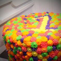 Pastel cumpleaños #cakedesign