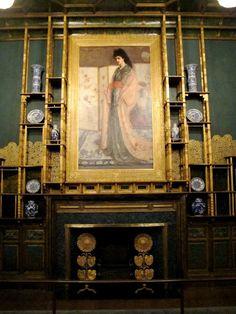 The Peacock Room- Freer Gallery