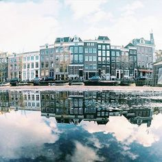Hi, guys! How is your mood?  Photo by @superchinois801  #Amsterdam #amsterdamworld #europe #iamsterdam #ilovethiscity #iloveholland #Holland #amstergram #vscoamsterdam #vscogood #vscocam #vsco #Instaamsterdam