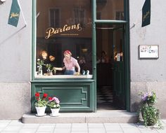 place to visit in stockholm Photo from Elle Sweden via Uncle Beefy. Click through for link.
