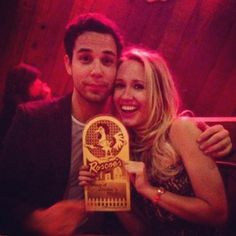 Anna Camp And Skylar Astin Are The Perfect Couple