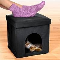 panier chat maison