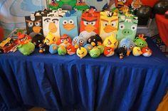 Party Essentials-Party on a Budget!: Thinking of Angry birds party?