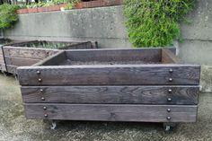 木製プランター1