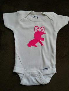 Motocross Baby Girl Onsie by TheLiLMissBoutique on Etsy