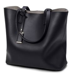 Luxury Handbags Women Bags Designer High Quality Leather Women Bag Black Big Solid Women Shoulder Bags Large Capacity Tote Bag  #bags #fashion #me #style #women #men #trendy #fashionweek #wallets #bride #sunshades #belts #gift #newarrivals #love