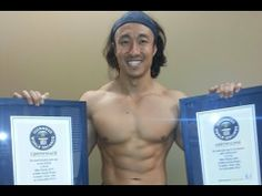 Guinness World Records Workout