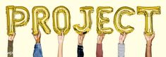 Yellow gold alphabet helium balloons forming the text project | premium image by rawpixel.com Balloon Words, Letter Balloons, Helium Balloons, Hand Images, Free Images, Blue Gold, Alphabet, Cool Designs, Success