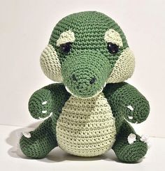 Ravelry: Huggy Gator pattern by Alligator Creator