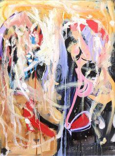 Original Abstract Painting by Trenton Shipley Oil Painters, Saatchi Art, Portrait, Canvas, Painting, Dreams, Website, Artist, Tela