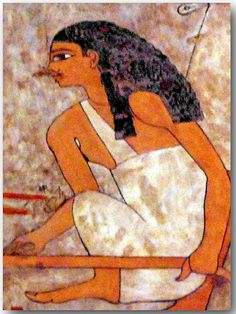 Women in Ancient Egyptian Art 010 | Facsimile-series of anci… | Flickr