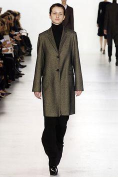 Jil Sander Fall 2006 Ready-to-Wear Fashion Show - Mariya Markina