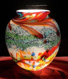 Murano...love the colors..